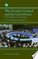 DownloadThe Security Council and the Use of ForceFull Book