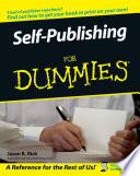 Self Publishing For Dummies