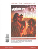 Sociology  Books a la Carte Edition Plus New Mysociologylab for Introduction to Sociology    Access Card Package