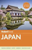 Fodor s Japan