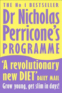 Dr Nicholas Perricone S Programme