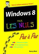 Windows 8 Pas    Pas Pour les Nuls
