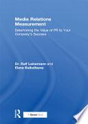 Media Relations Measurement