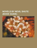 Novels by Nevil Shute