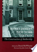 Henry James's New York Edition Offered To Publish His Collected Work
