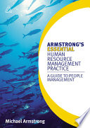 Armstrong s Essential Human Resource Management Practice