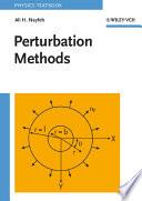 Perturbation Methods