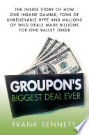 Groupon S Biggest Deal Ever