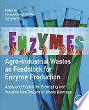 Agro Industrial Wastes as Feedstock for Enzyme Production