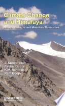 CLIMATE CHANGE AND HIMALAYA : NATURAL HAZARDS AND MOUNTAIN RESOURCES