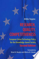 Research  Quality  Competitiveness