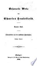 Gesammelte werke von Charles Sealsfield ...