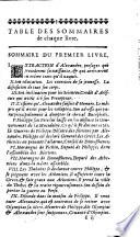 Quinte-Curce, De la vie et des actions d'Alexandre le Grand