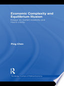 Economic Complexity and Equilibrium Illusion
