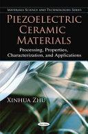Piezoelectric Ceramic Materials