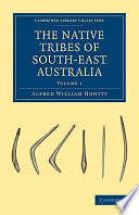The Native Tribes of South East Australia Book PDF