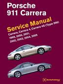 Porsche 911 Type 996 Service Manual 1999 2000 2001 2002 2003 2004 2005