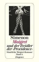Maigret und der Treidler der >Providence