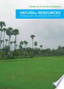 Natural Resources   Technology  Economics   Policy