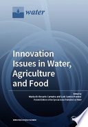 Innovation Issues In Water Agriculture And Food