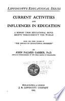 Annals of Educational Progress