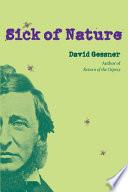 Sick Of Nature book