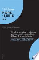 Travail, organisations et politiques publiques : quelle soutenabilité à l'heure de la mondialisation ?