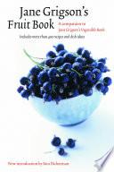 Jane Grigson's Fruit Book