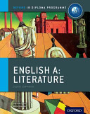 IB English A Literature Course Book