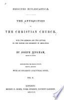 Origines Ecclesiastic
