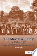 The Almain in Britain  c 1549 c 1675