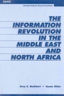 The Information Revolution in the Middle East and North Africa