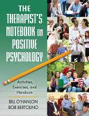 download ebook the therapist\'s notebook on positive psychology pdf epub