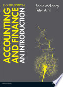 Accounting and Finance  An Introduction 8th edition