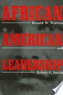 African American Leadership