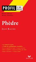 Profil   Racine  Jean    Ph  dre