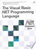 The Visual Basic  Net Programming Language