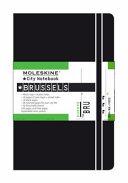 Moleskine City Notebook Bruxelles  Brussels