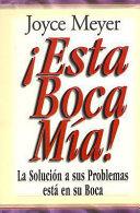 download ebook esta boca m-a!: me and my big mouth! pdf epub