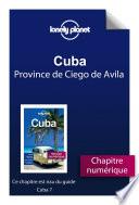 Cuba 7   Province de Ciego de   vila