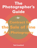 Photographer's Guide to a Contract for the Sale of Fine Art Photography