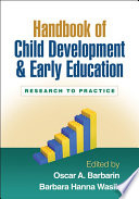 Handbook of Child Development and Early Education