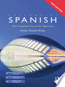 Colloquial Spanish  eBook And MP3 Pack