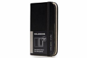 Moleskine Iphone 5 5s Cover  Black