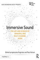Immersive Sound