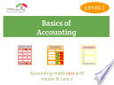 THE BASICS OF ACCOUNTING   LEVEL 1