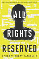 All Rights Reserved by Gregory Scott Katsoulis