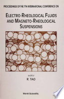 Electro Rheological Fluids and Magneto Rheological Suspensions