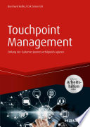 Touchpoint Management   inkl  Arbeitshilfen online