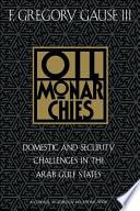 Oil Monarchies